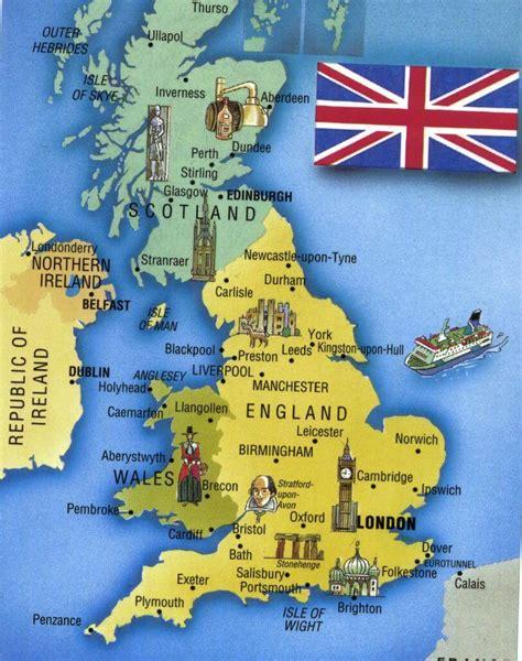 map uk and uk map united kingdom map