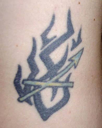 tribal sagittarius tattoos sagittarius images designs