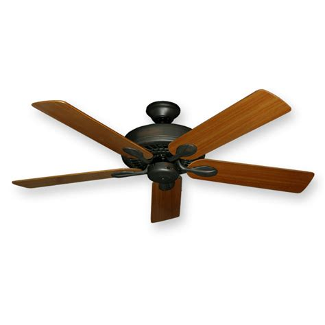 oiled bronze ceiling fan 52 quot meridian ceiling fan by gulf coast fans oil rubbed