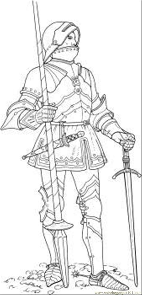 castles  knights coloring pages   print
