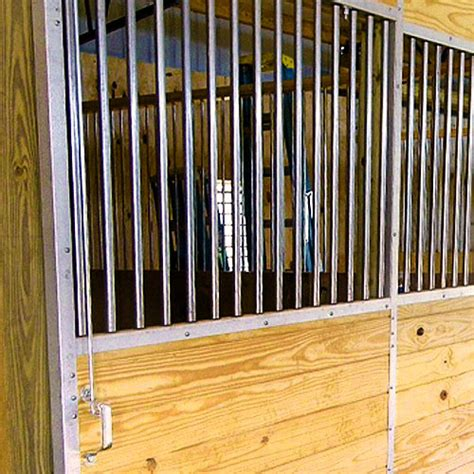 horse stall grill sections essex standard horse stalls ramm horse fencing stalls