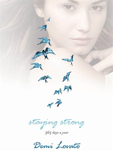 book of demi lovato demi lovato is writing an inspirational book