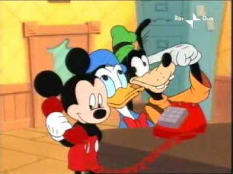 la casa di topolino lo zoo di pippo cartoni animati walt disney topolino paperino e pippo