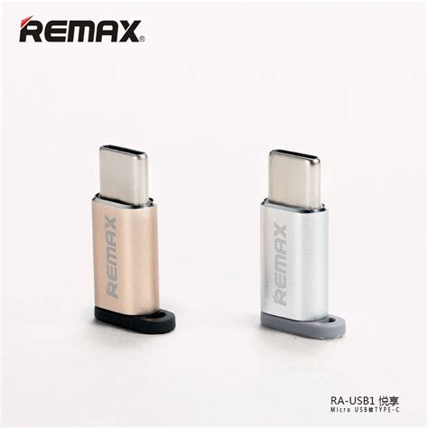 Remax Type C To Usb Otg Adapter For Apple Macbook Chromebo jual remax otg connector type c to micro usb