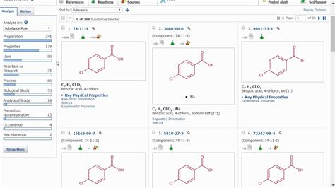 Search To Find Scifinder Need To Use A Structure Search To Find
