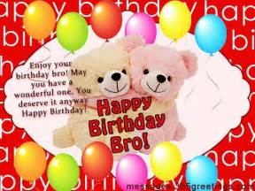 Funny birthday wishes for brother messages greetings and wishes