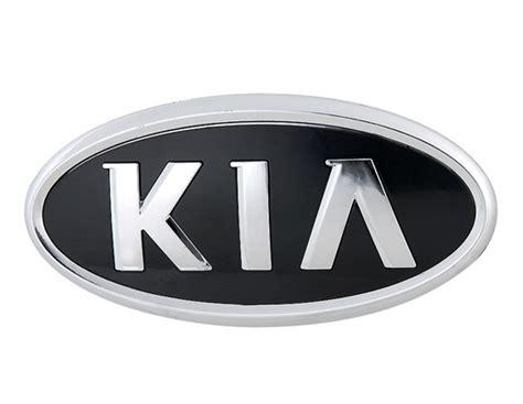 Kia 3 0 Badges Only 3 50 Kia Car Logo Chrome Badge Car Decorative Sticker