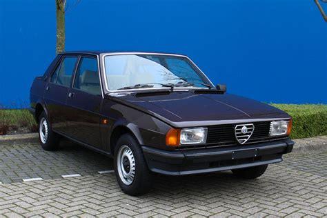 1980 Alfa Romeo by Alfa Romeo Giulietta 1 6 1980