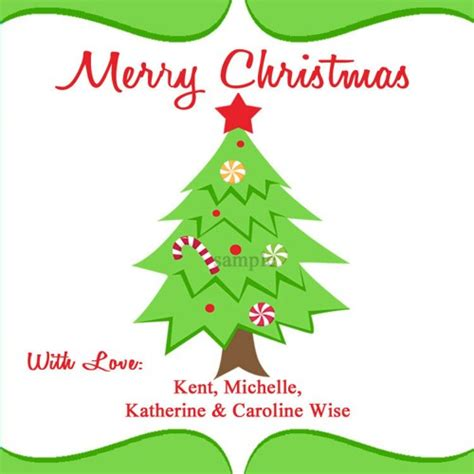 big printable christmas gift tags printable personalized christmas gift tags