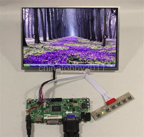 Regulator Monitor Lcd Acer hdmi vga dvi audio lcd controller board for lcd panel diy