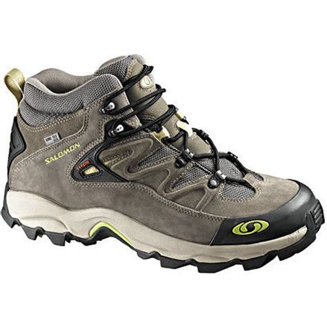 day hiking shoes salomon extend mid xcr day hiking shoe s
