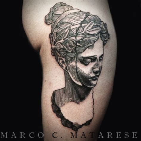 tattoo etching pattern the grace of etching a chat with tattoo master marco c