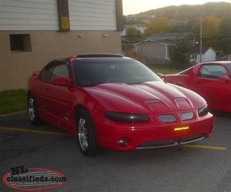 Pontiac Grand Prix Supercharged For Sale by For Sale 2002 Pontiac Grand Prix Gtp Coupe Supercharged