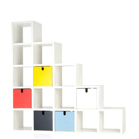 libreria cubi ikea ikea cubi libreria top misura with ikea cubi libreria