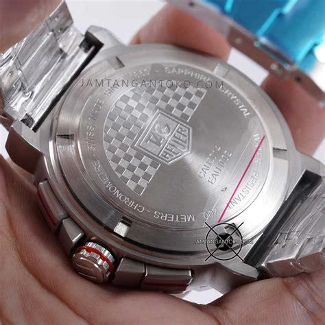 Jam Kw 1 Jam 3 harga sarap jam tangan tag heuer f1 cal16 chrono 48mm kw