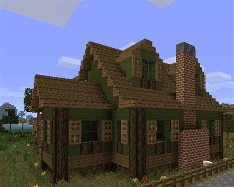 farm house minecraft farmhouse 2 minecraft project