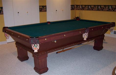 brunswick monarch pool table billiards forum rosatto barry co pool table