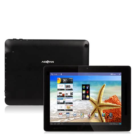 Tablet Android Merk Advan advan vandroid t3i tablet android ics 9 7 inch screen