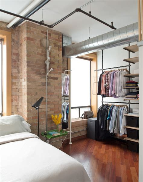 4 Bedroom Loft Toronto Boilers Loft Industrial Bedroom Toronto By Pause