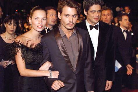 johnny depp biography en francais kate moss held onto johnny depp at the cannes film