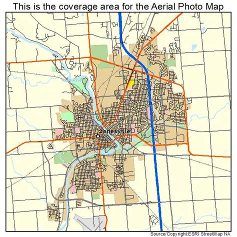 zip code map janesville wi image gallery janesville map