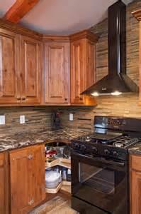 rustic alder kitchen rustic kitchen
