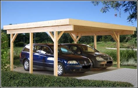 Carport Bauen Kosten by Gartenhaus Carport Bauen Gartenhaus House Und Dekor