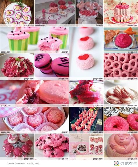 pink food pink food dyed pasta and dip ideas