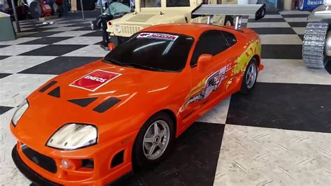 Why Are Toyota Supras So Fast Fast Furious Toyota Supra Rc