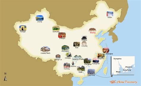 hong kong attractions map hong kong tourist map