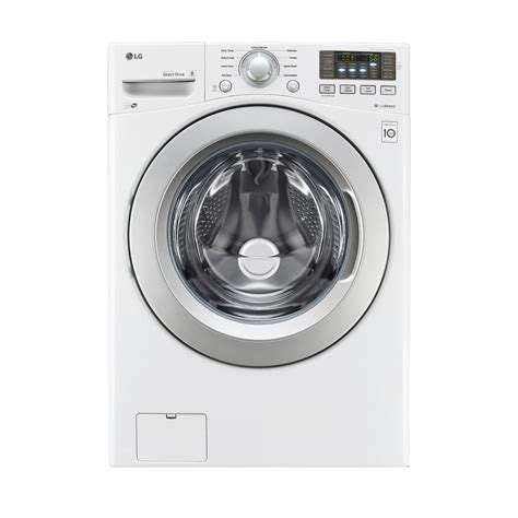 washing colors and whites lg electronics 4 5 cu ft high efficiency front load