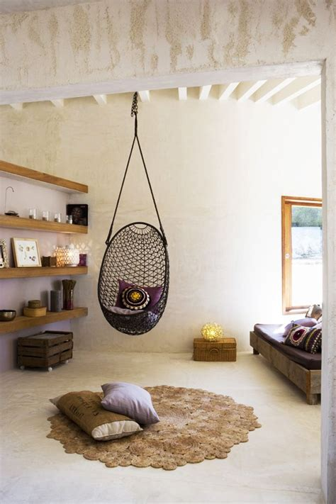 how to hang a swing chair indoors best 25 indoor hanging chairs ideas on pinterest