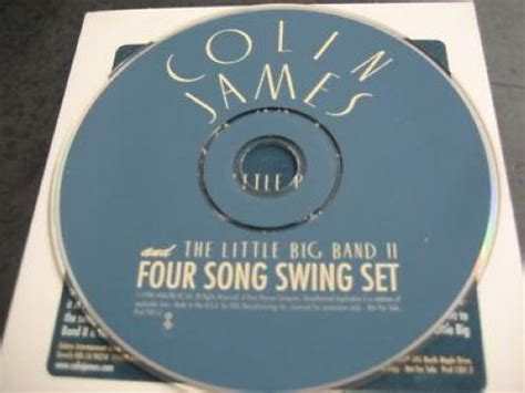 swing set song colin james records vinyl and cds hard to find and out