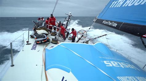 fishing boat hit by yacht one dead after volvo ocean race yacht hits fishing boat
