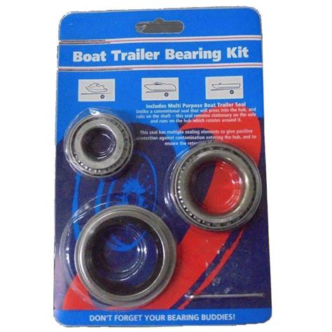 boat trailer kit ford waterproof marine trailer wheel bearing kit boat