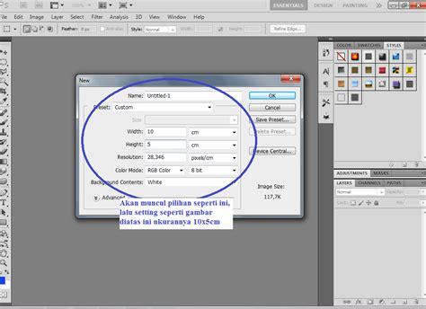 tutorial membuat header website dengan photoshop tutorial membuat banner dengan photoshop