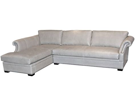 classic leather sectional classic leather cardiff sectional 8801 leather furniture usa
