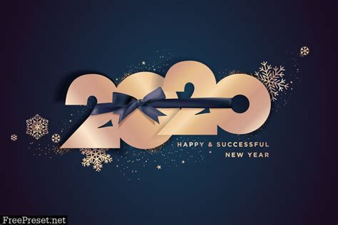 happy  year  business greeting card reqggs