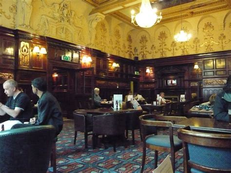 Philharmonic Dining Room Liverpool by Philharmonic Dining Rooms