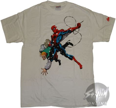 swing carry spiderman swing carry t shirt