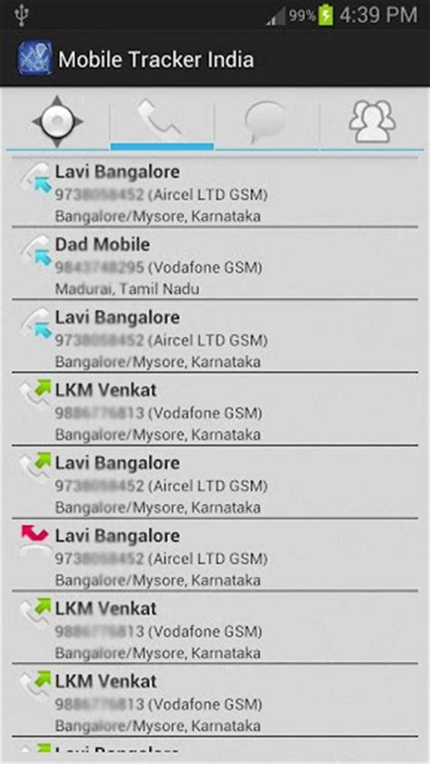 indian mobile tracker indian mobile number tracker for android appszoom