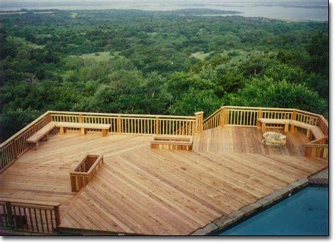 outdoor decks backyard deck designs ideas for patio space deck4
