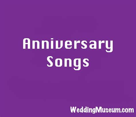 Anniversary Songs For 2019, Best 85   Anniversary Party