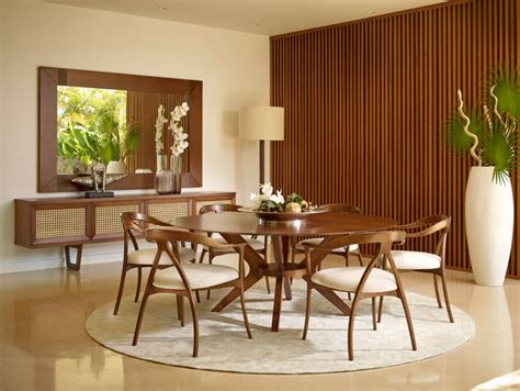 Mid Century Dining Rooms » Home Design 2017