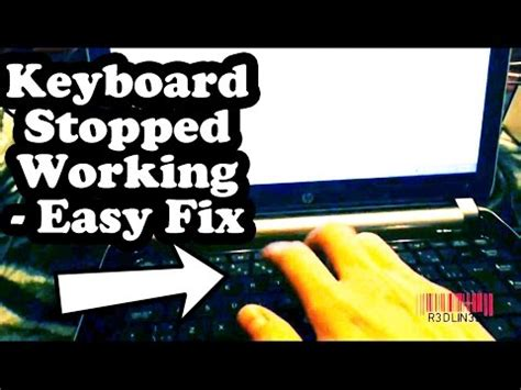 how to fix the keyboard number/letter key problem! (for