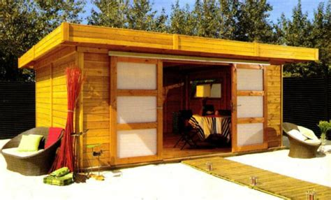 abri de jardin bois 20m2 abri de jardin garage pergola terrasse tout vos am 233 nagements ext 233 rieur en bois avec agabex