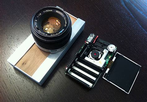 homemade digital lomography camera