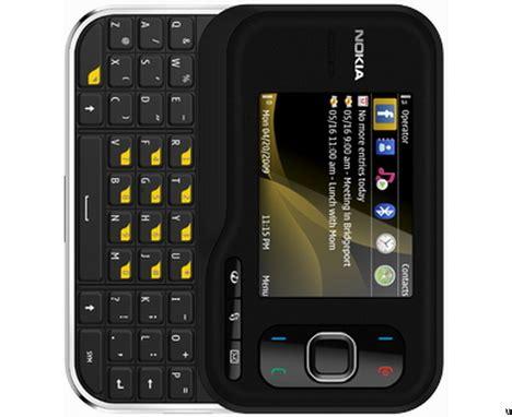 Hp Nokia Slide nokia 6760 slide spesifikasi