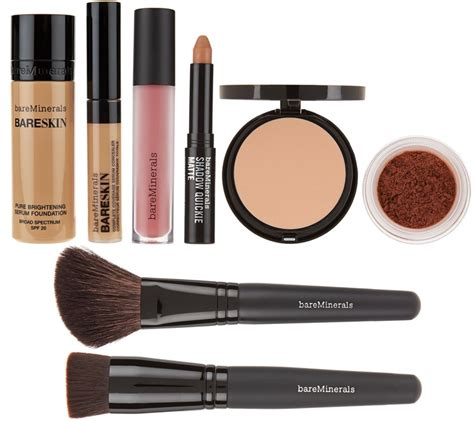 Flawless Skin With Bare Minerals Bglam by Bare Minerals Bare Skin Flawless Complexion Set October