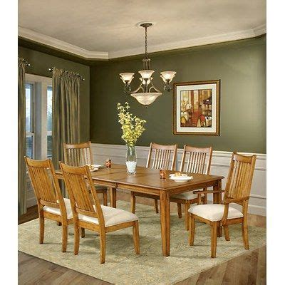 Light Oak Dining Room Sets 7 Oak Dining Room Sets South Furnishings Banebridge 7 Dining Set Neutral